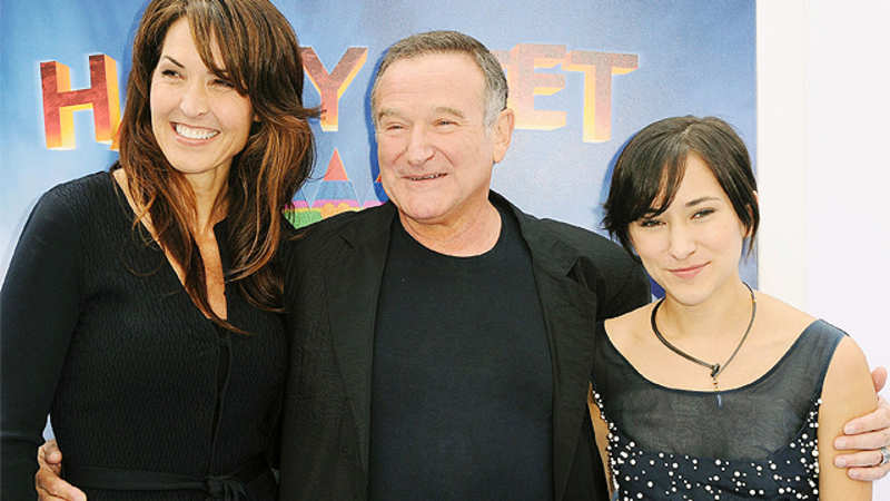 Robin Williams's daughter pens an emotional letter