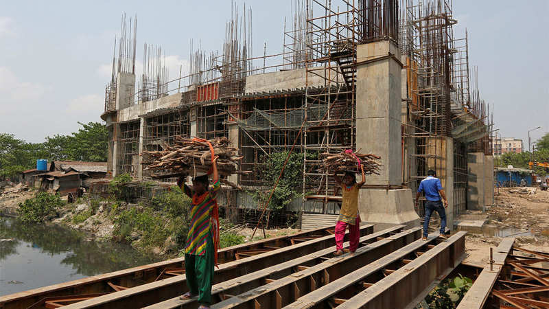 infrastructure projects: 344 infra projects show cost