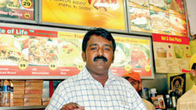 Dosa Plaza: How Prem Ganapathy built Rs 30 crore empire with seed