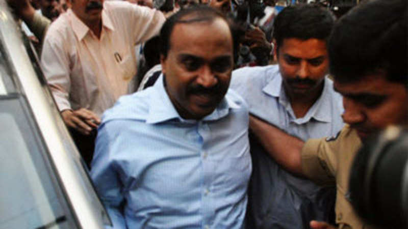 Court refuses bail to Gali Janardhan Reddy in OMC case - The