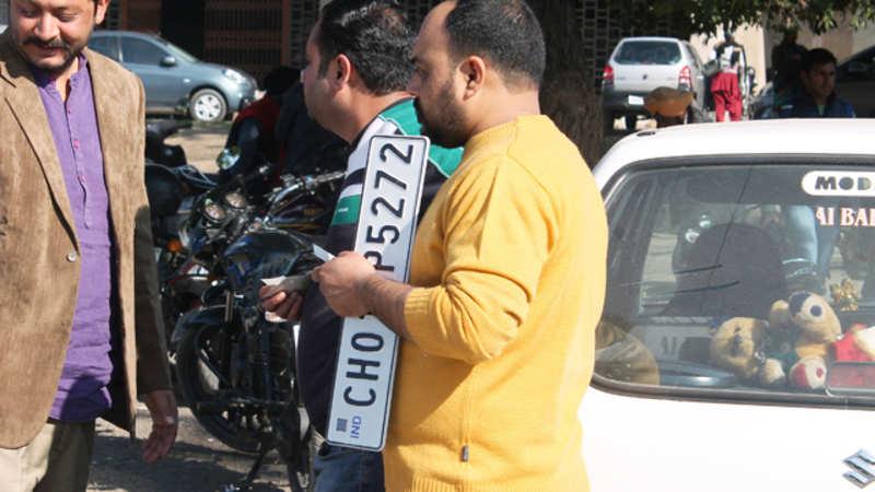 Bengaluru RTO auction: People pay big bucks for fancy registration