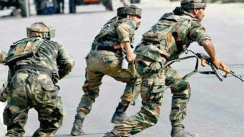 Eight jawans killed on eve of Manmohan Singh's visit to