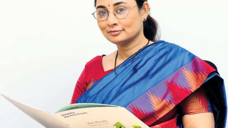 Nothing to do with gender: Neeta Potnis - The Economic Times