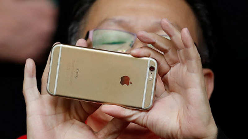 Apple's iPhones can all be made outside of China if needed