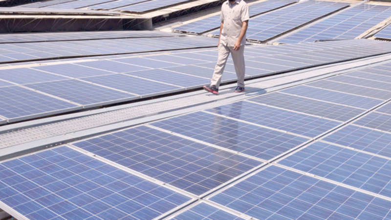 Clean energy: Tamil Nadu spinning mills turn to rooftop solar farms