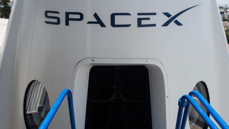 spacex: Musk's SpaceX successfully lands rocket back at