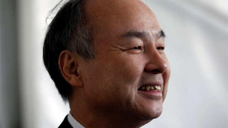 Donald Trump says SoftBank's Masayoshi Son increasing US