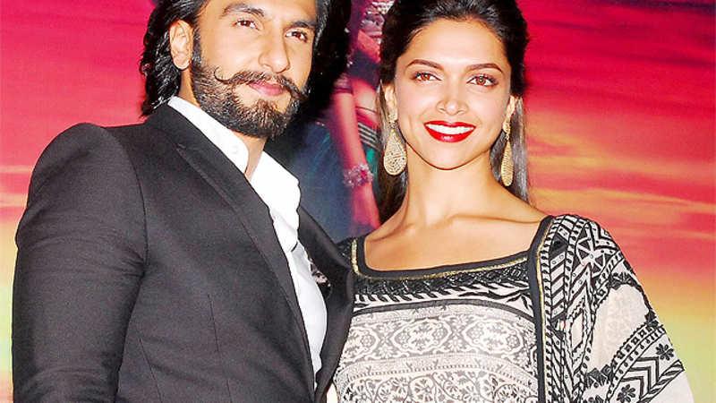 Ranveer Singh visits Deepika Padukone on the sets of 'xXx 3