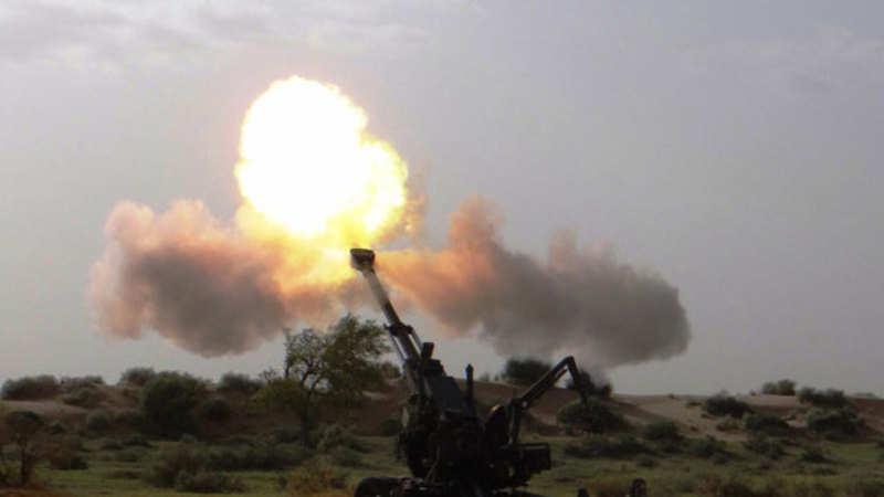 Dhanush artillery guns, desi version of Bofors, go for confirmatory