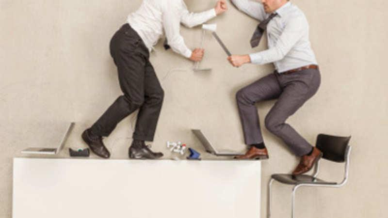 Management consultants like PwC & KPMG tread IT turf