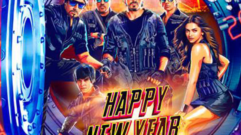 Movie Review: Happy New Year - The Economic Times