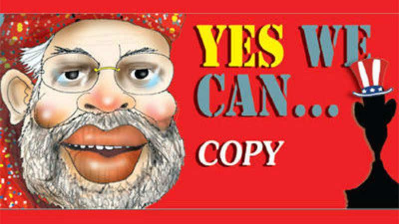 2014 elections: No visa, only speech therapy! Narendra Modi