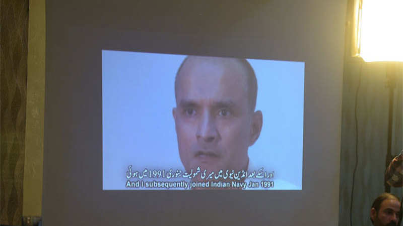 Kulbhushan Jadhav trained as Marine commando: Navy official - The