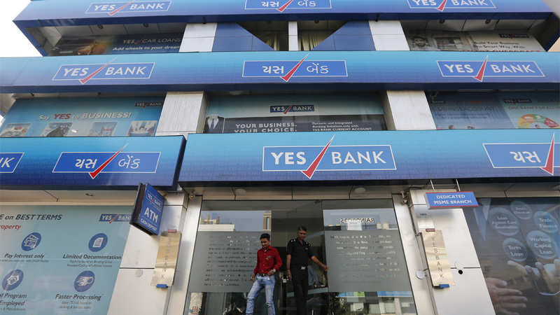 YES Bank down 3% on Moody's review, independent director's resignation