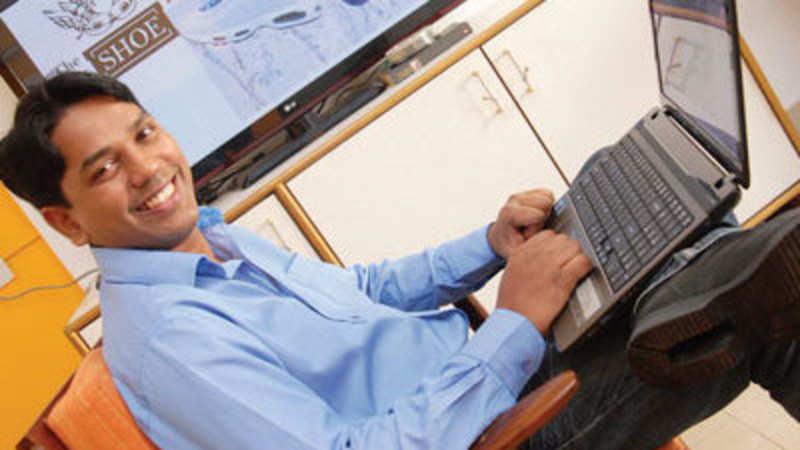 Sandeep Gajakas: How Sandeep Gajakas built unique shoe-laundry