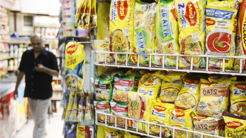 Nepal bans import and sale of Maggi noodles - The Economic Times
