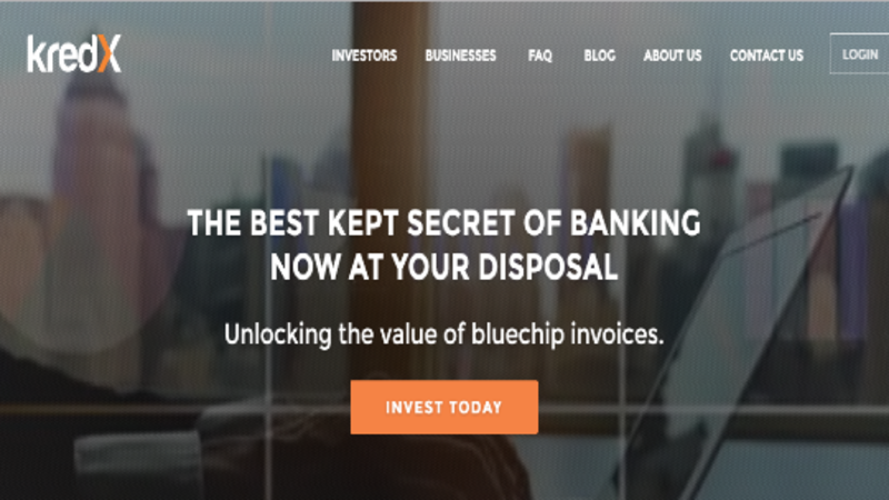 Invoice discounting marketplace KredX raises Rs 40 cr from Sequoia
