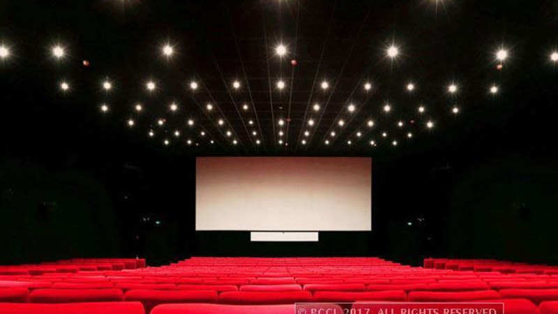SRS: SRS in talks to sell cinema business - The Economic Times
