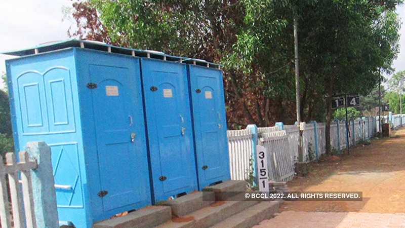 toilets built: Uttar Pradesh tops all states with 3 2 lakh toilets