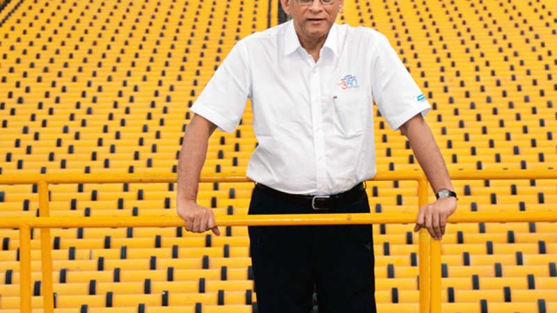 How Anand Mahajan turned Saint Gobain India into a market leader