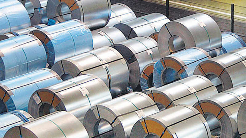The curious case of Chinese steel - The Economic Times