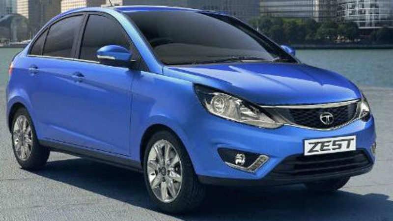 Test Drive Tata Motor S New Car Zest The Economic Times