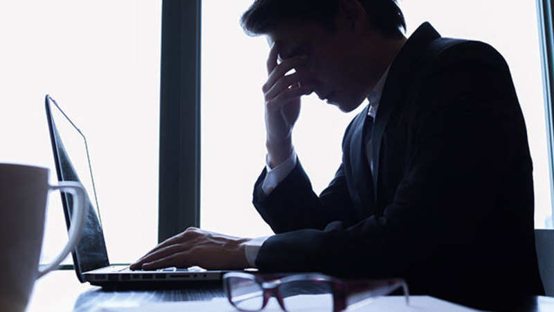 Stress at work: Pink slips giving employees the blues - The Economic