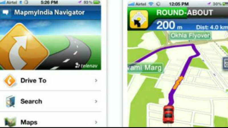 MapmyIndia bets on BlackBerry to take on Google Maps - The