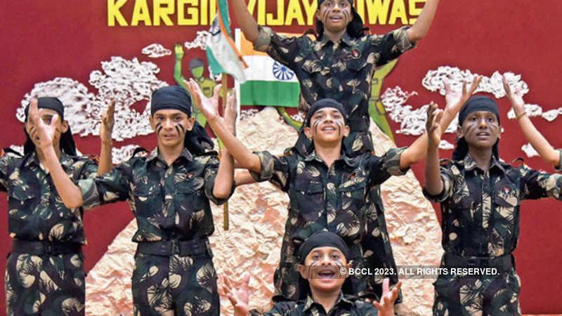 kargil war: Kargil veterans remember their heroics