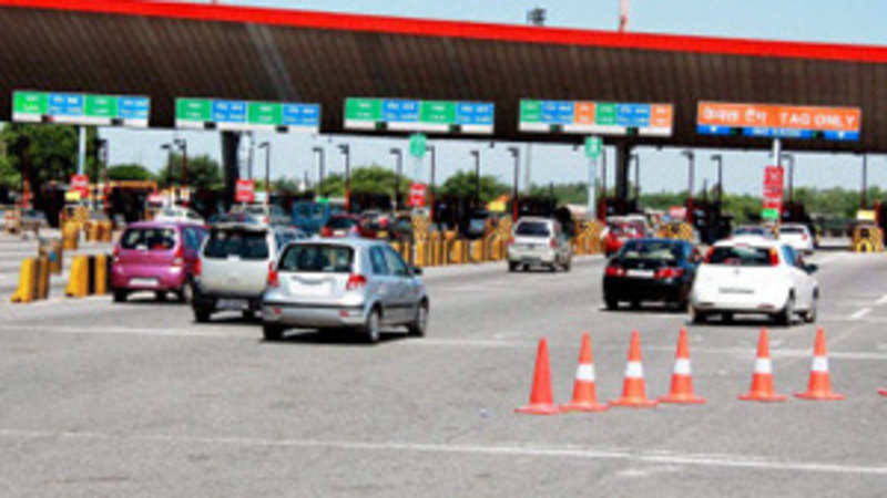Image result for toll plaza
