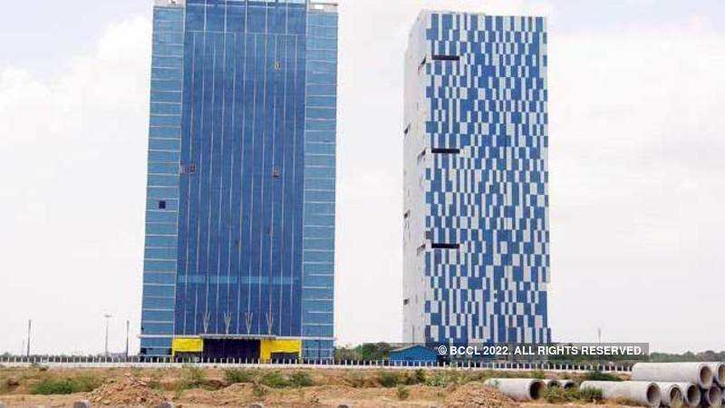 GIFT City: High-rises in GIFT City run into trouble - The
