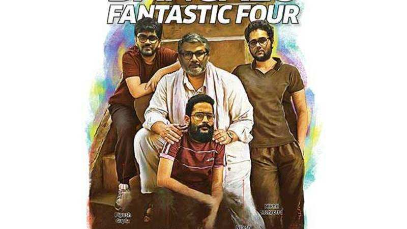 Dangal: In conversation with 'Dangal''s Fantastic Four - The