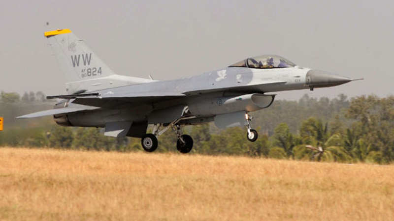 Resolution introduced in US House to block sale of F-16 jets
