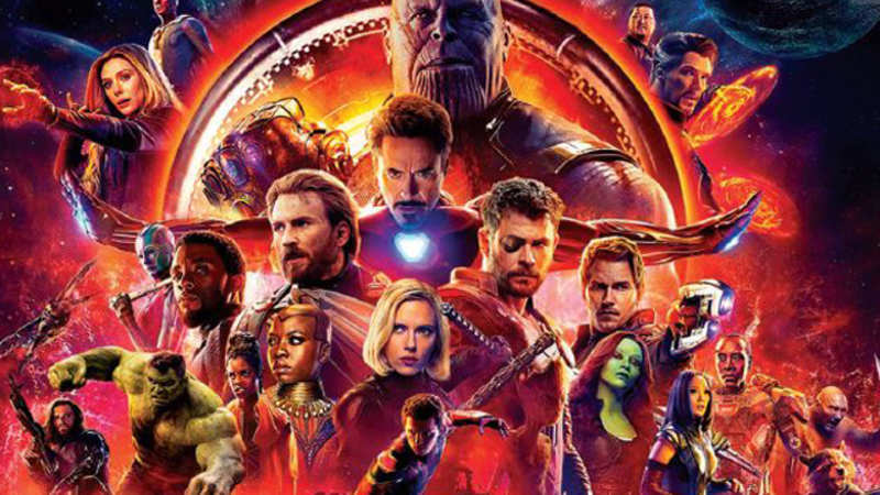 Avengers: Infinity War' becomes India's highest grossing