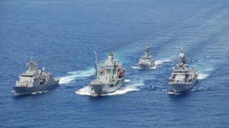 Indian, Chinese navies rescue merchant ship in Gulf of Aden