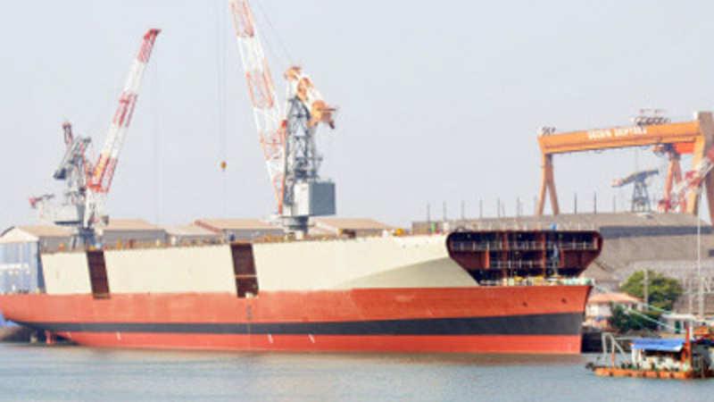Abg group shipyard