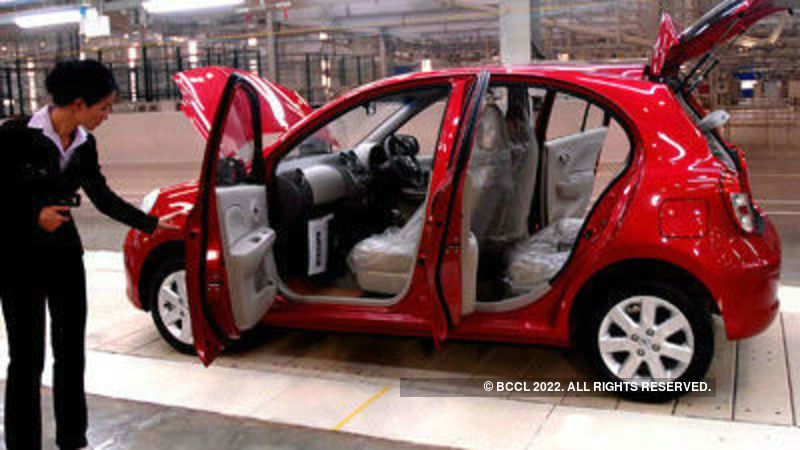 Sell Car Online >> Nissan Goes Online To Sell Cars In India The Economic Times