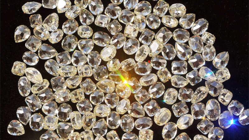 Asteroids make bizarre diamonds on Earth: Study - The