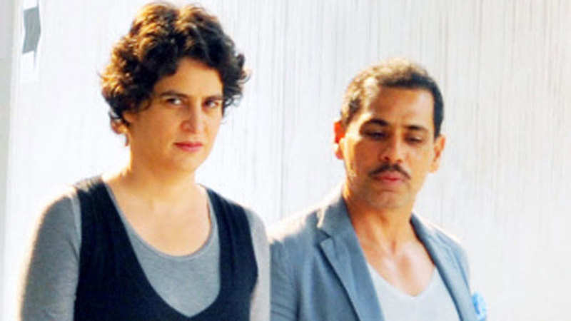 Robert Vadra: No relationship between my properties and