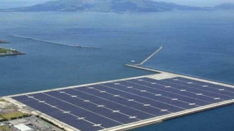 NTPC: NTPC installs India's largest Floating Solar PV Plant in
