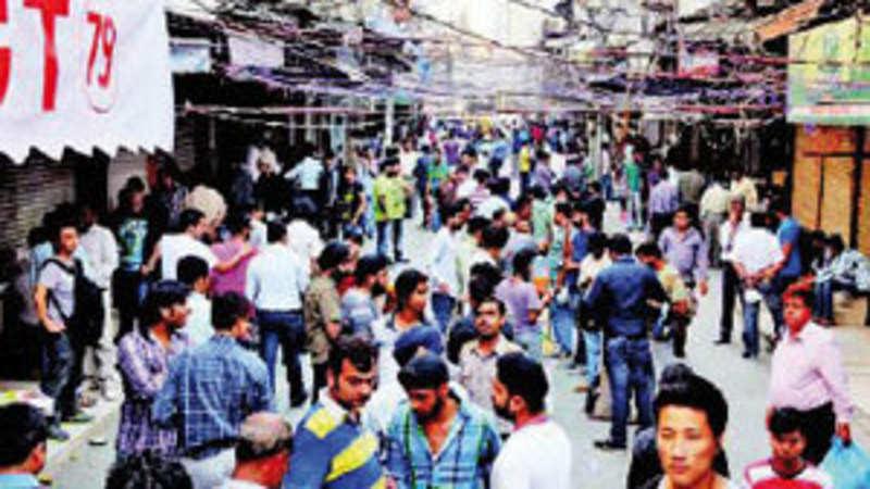 Why Delhi's Gaffar market is prospering as a mobile