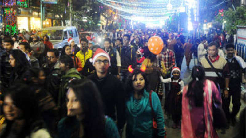 Christmas celebrated with gaiety in Andhra Pradesh