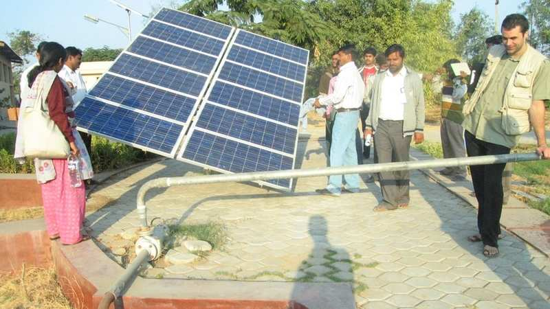 Government scheme for solar power plant: Government's