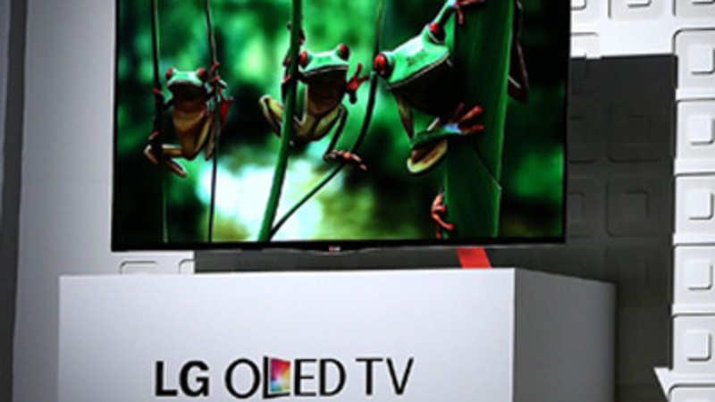 CES 2013: Samsung, LG & Sony showcase OLED & ultra-HD TVs