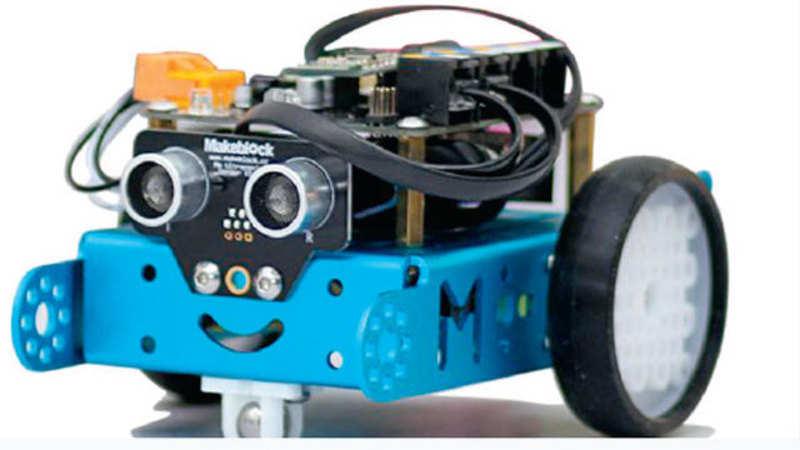 Makeblock mBot: Introducing kids to robotics and programming