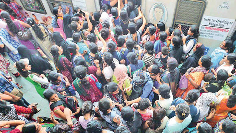 population: Mumbai: A city brought to its knees by the burden of its