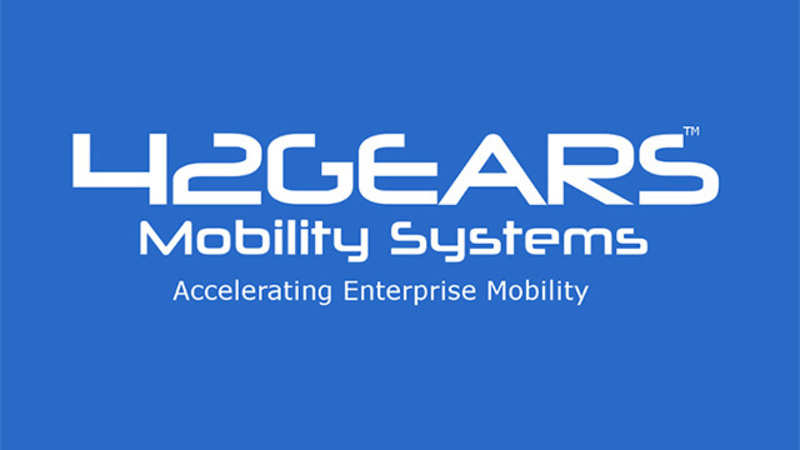 42Gears Mobility Systems Pvt Ltd - The Economic Times