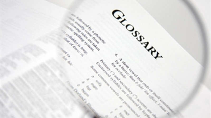 Budget Glossary: Important terms you should know - The
