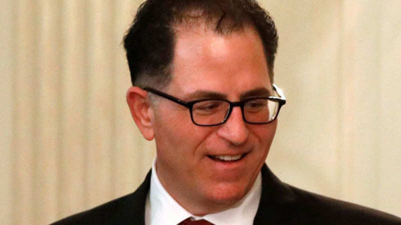 KKR: KKR teams up with Michael Dell in offer for Germany's