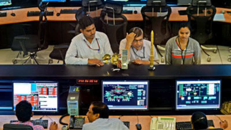 Mars Mission: India creates history as Mangalyaan successfully